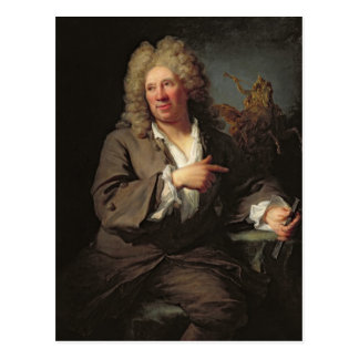 Antoine Coysevox 1711 Vykort