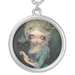 Antoinette för Marie maskeradHALSBAND gotiska roko