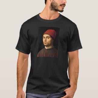Antonello da Messina - porträtt av en man Tee Shirt