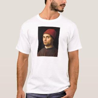 Antonello da Messina - porträtt av en man Tee Shirts