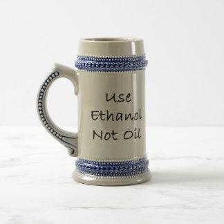 Använd inte olje- Ethanol Sejdel