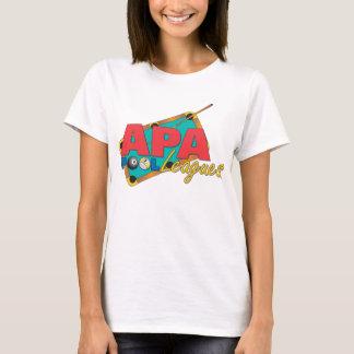 APA-bassängligor Tee Shirt