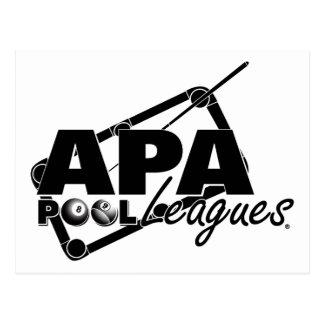 APA-ligor Vykort