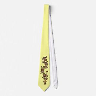 Apa omkring slips