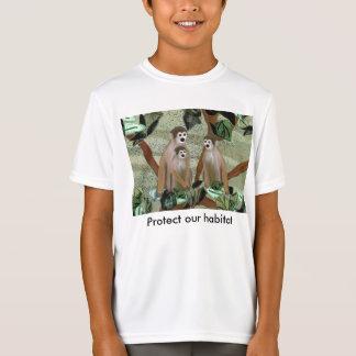 ApalivsmiljöT-tröja Tee Shirts