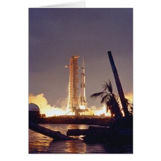 Apollo 14 hälsningskort