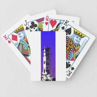 Apollo elva leka kort spelkort