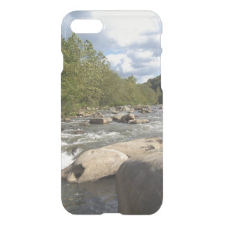 Appalachian bergflod iPhone 7 skal
