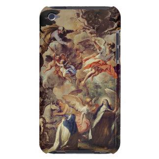 Apparition av St Joseph till St Theresa Case-Mate iPod Touch Skydd