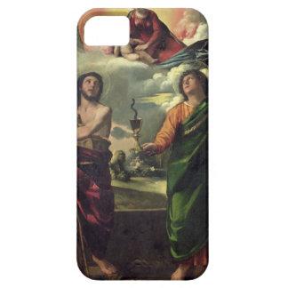 Apparitionen av oskulden till den SaintsJohn then iPhone 5 Hud