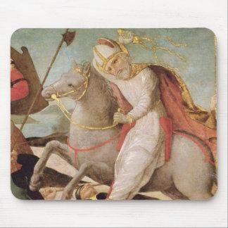 Apparitionen av St Ambrose Mus Mattor