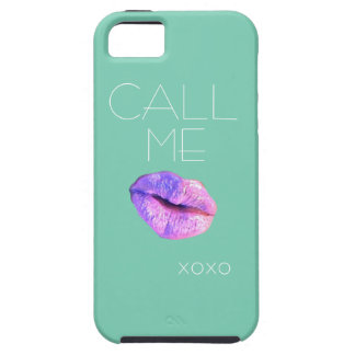 Appell mig xoxoiphone case iPhone 5 Case-Mate fodraler