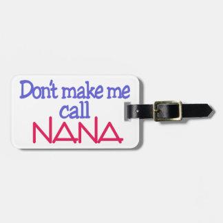 Appell Nana Bagagebricka
