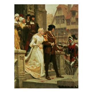 Appell till ärmar, 1888 vykort