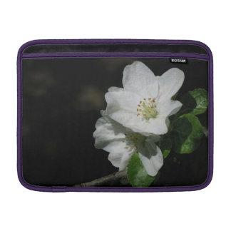 Apple blommar sleeve för MacBook air