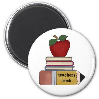 Apple bokar, ritar läraresten magnet