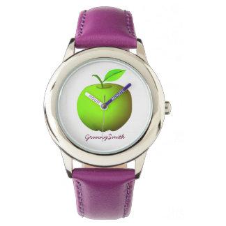 Apple - grön ny coola för snyggt för armbandsur