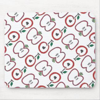 Apple körsbär Mousepad Musmatta