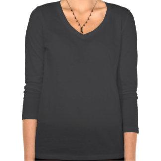 Apple kvinna Bella kopplad av skjorta för sleeve Tee Shirts