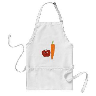 Apple-Morot Förkläde