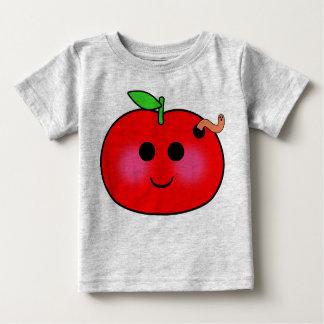 Apple och maskskjortaför barn t-shirt