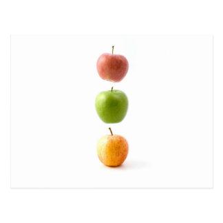 Apple Time Vykort