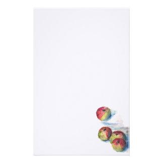 äpplebrevpapper brevpapper
