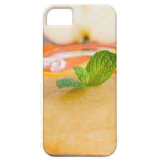 Applesauce med kanel och den orange skeden iPhone 5 fodral