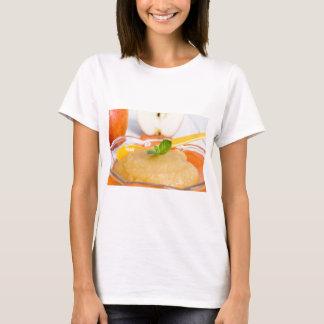 Applesauce med kanel och den orange skeden t shirts