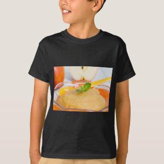 Applesauce med kanel och den orange skeden tee shirts