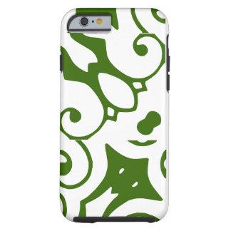 äpplet iphone6 täcker det tuffa yttre fodral för tough iPhone 6 case