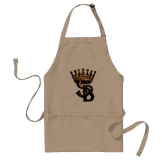 Appron för krona S.B. Förkläde