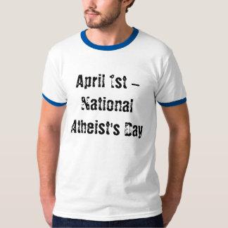 April 1st - Medborgareateist dag T Shirts