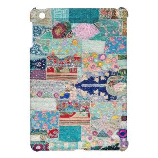 Aqua- och för blåtttäckeTapestry design iPad Mini Mobil Skal