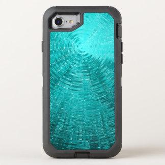 Aqua skvalpar OtterBox defender iPhone 7 skal