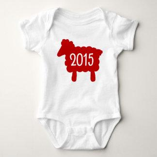 År av babyen för får 2015 tröjor