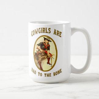 """""""Är Cowgirls dåligan den westerna kaffemuggen till Kaffemugg"""