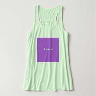 Är den original- tShirten för formgivare Linne Med Racerback