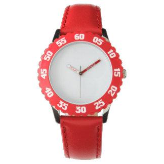 Är den röda klockan för barnrostfritt stål med