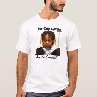 """""""Är du förband?"""", Grundläggande utslagsplats Tee Shirt"""