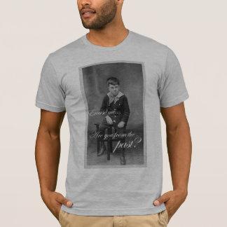 Är du från förflutnan? t-shirt