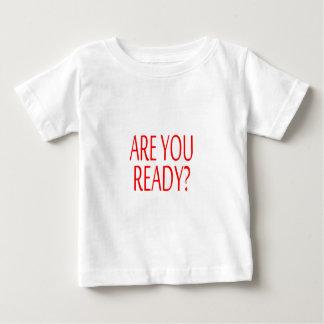Är du klar för 2012? t-shirt