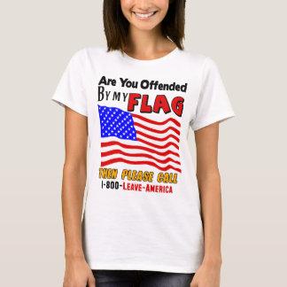 Är du kränkte t-shirts