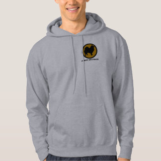 är för dig, om du är den tuff grabben men hoodie