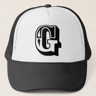 """""""Är G"""" för Gangsta - alfabetbrevutslagsplats Keps"""