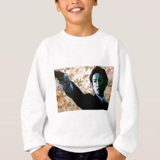 """""""Är han i ditt vardagsrum"""" vid axelen Bottenberg T-shirt"""