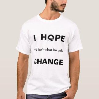 Är hoppet oss att ha väntat? tshirts