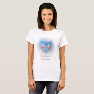 Är Kyss-Riktig kärlek för flyggrisar den otroliga T Shirt