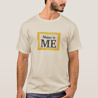 """""""Är Maine MIG""""… enligt USPS! T Shirt"""