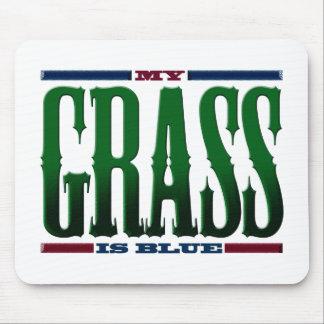 """""""Är mitt gräs blått """", Musmatta"""